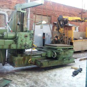 Такелаж оборудования в Минске